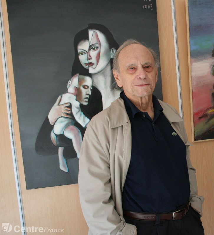 "Robert Duran : ""Jusqu'à quand l'art sera-t-il contemporain?"""