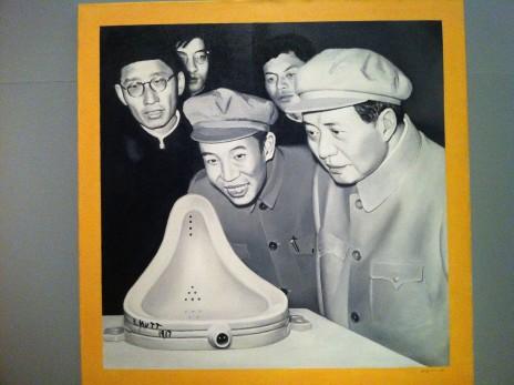 les chinois aiment l'art contemporain