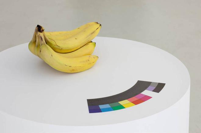 oeuvre de Mathieu Mercier, lauréat 2003
