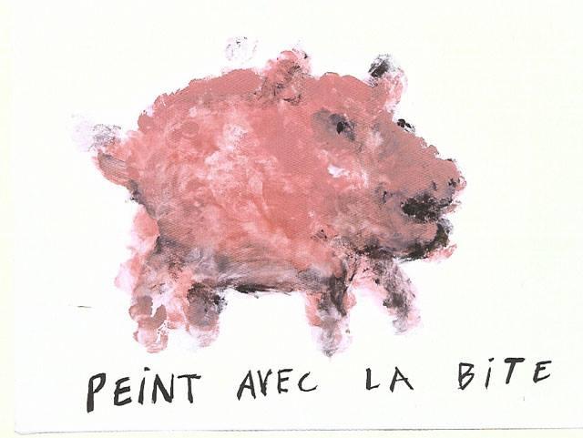 peint par Labelle Rojoux